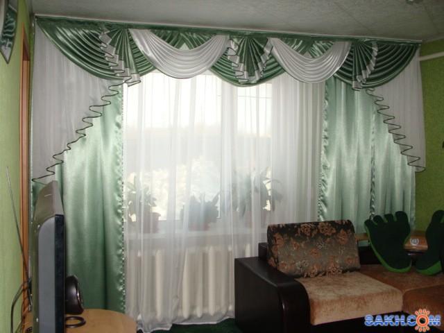 Как сшить шторы в гостиную своими руками образцы фото штор