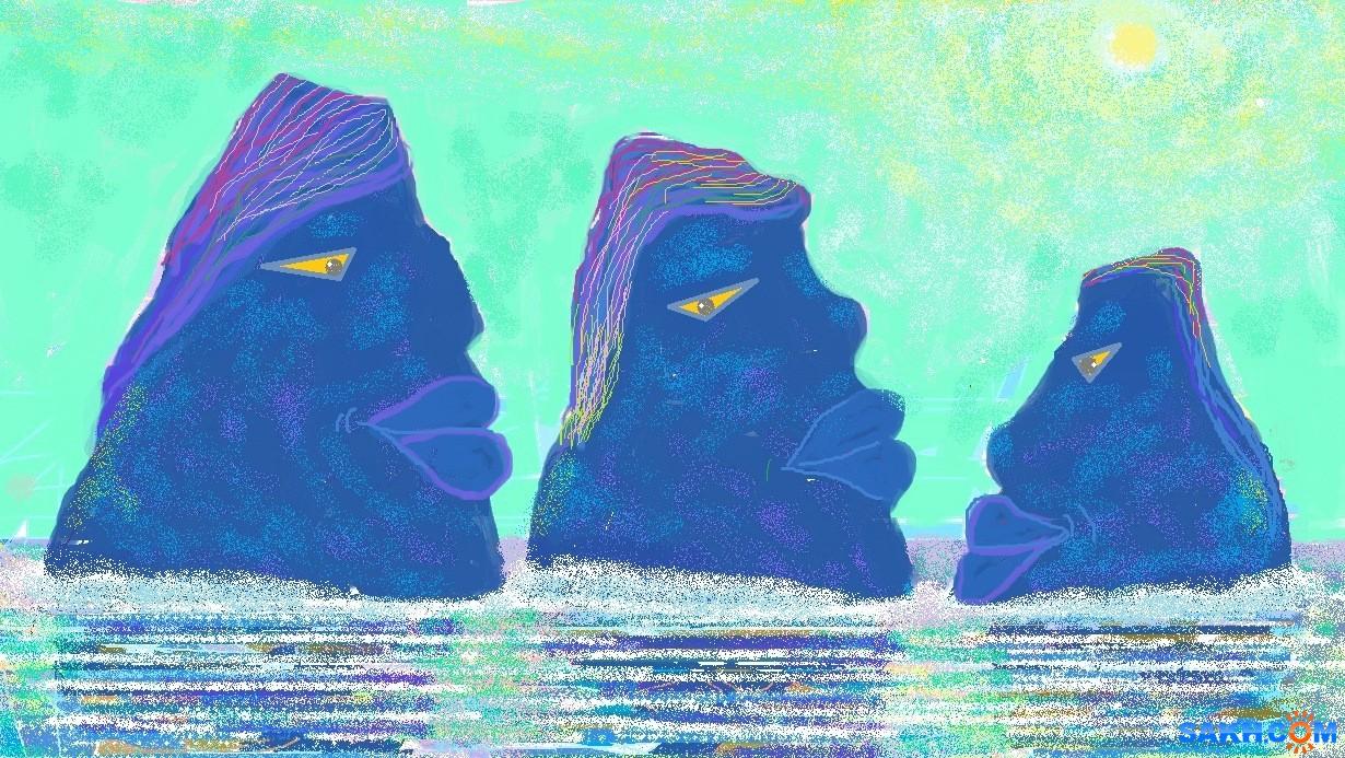 MRAK: три сестры