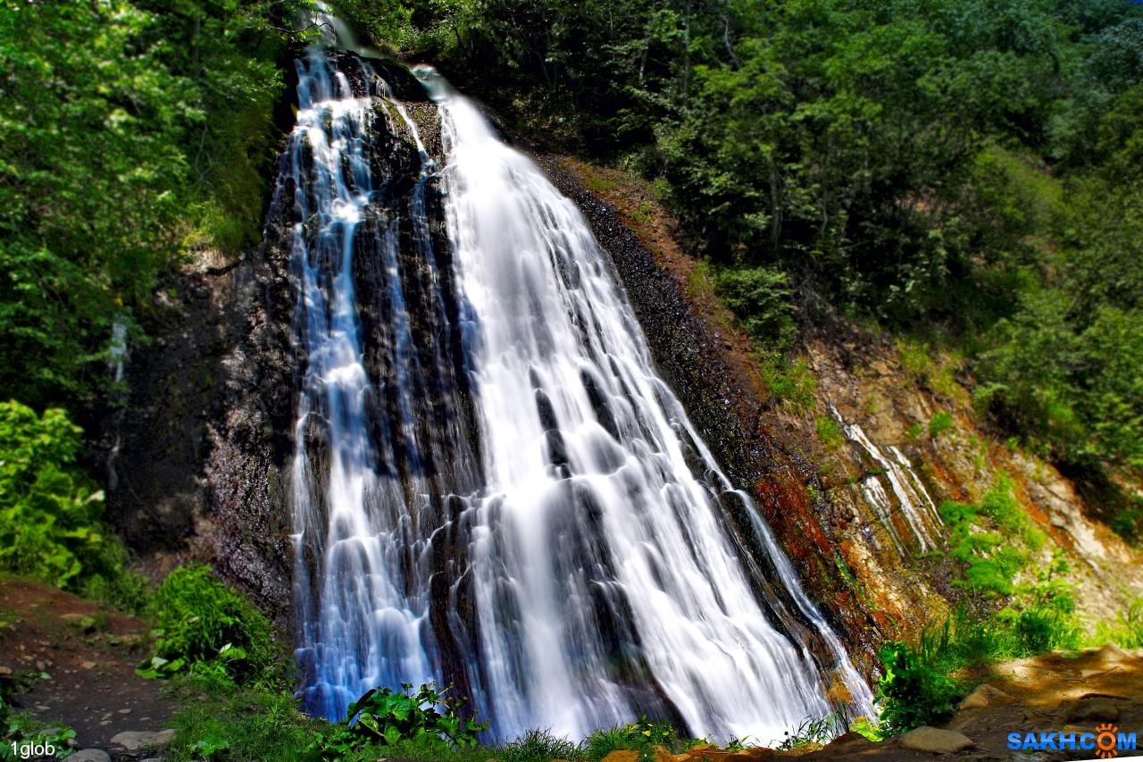 1glob: Клоковский водопад