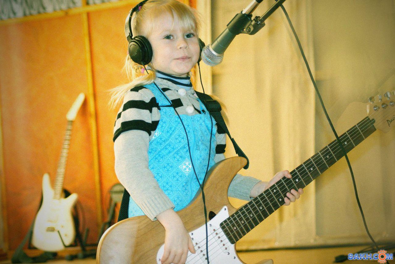 Инспир: Гитаристка