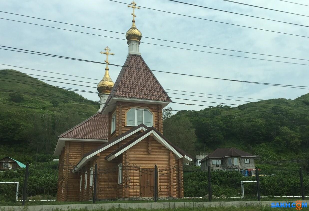 ПАН_СПОРСМЕН: церковь