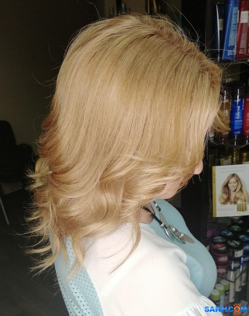 """обалденная: Семинар """"Комерческие оттенки блонда"""""""