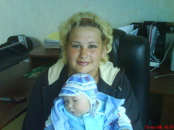 Юлик_: С сыночком работаем