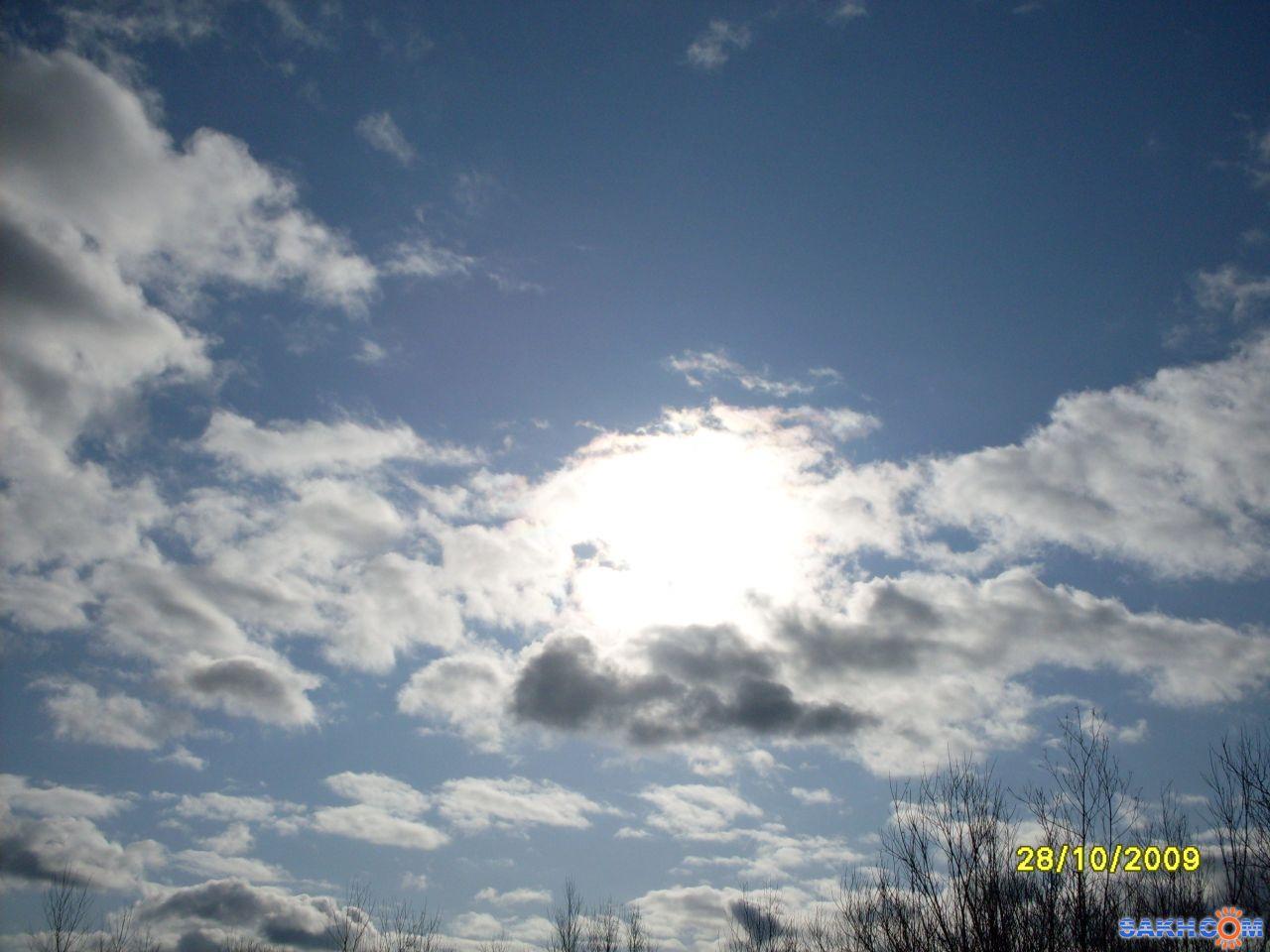 mrnsin: Осеннее небо Сахалина