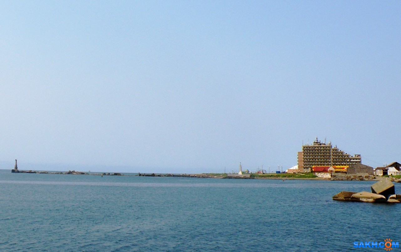 tasya: Приморский бульвар и маяк