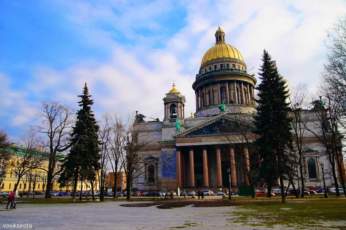 voviksirota: Исаакиевский собор