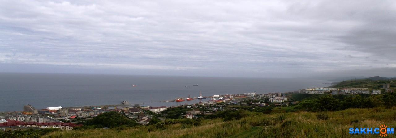 tasya: Вид на Западный порт