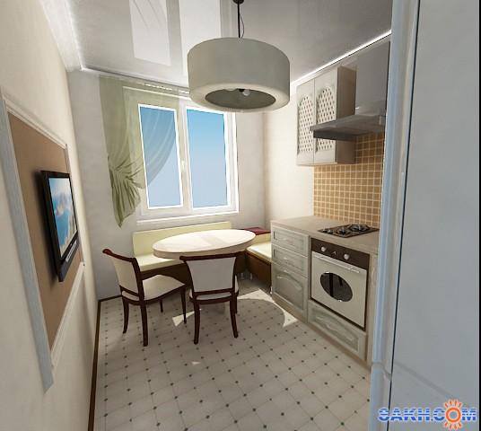 Интерьер кухни(Экспресс проект) Экспресс проект кухни  Просмотров: 623 Комментариев: 0