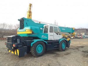 Кран Kobelco RK250-3, 25 тонн