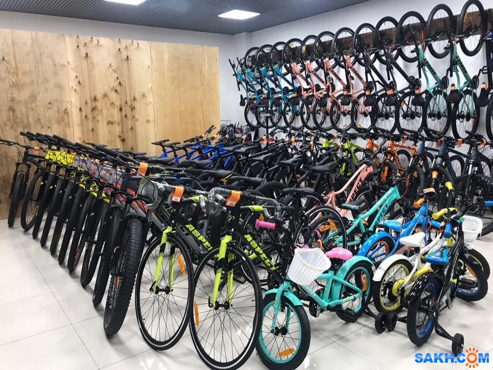 """Немецкие велосипеды """"Aspect"""""""