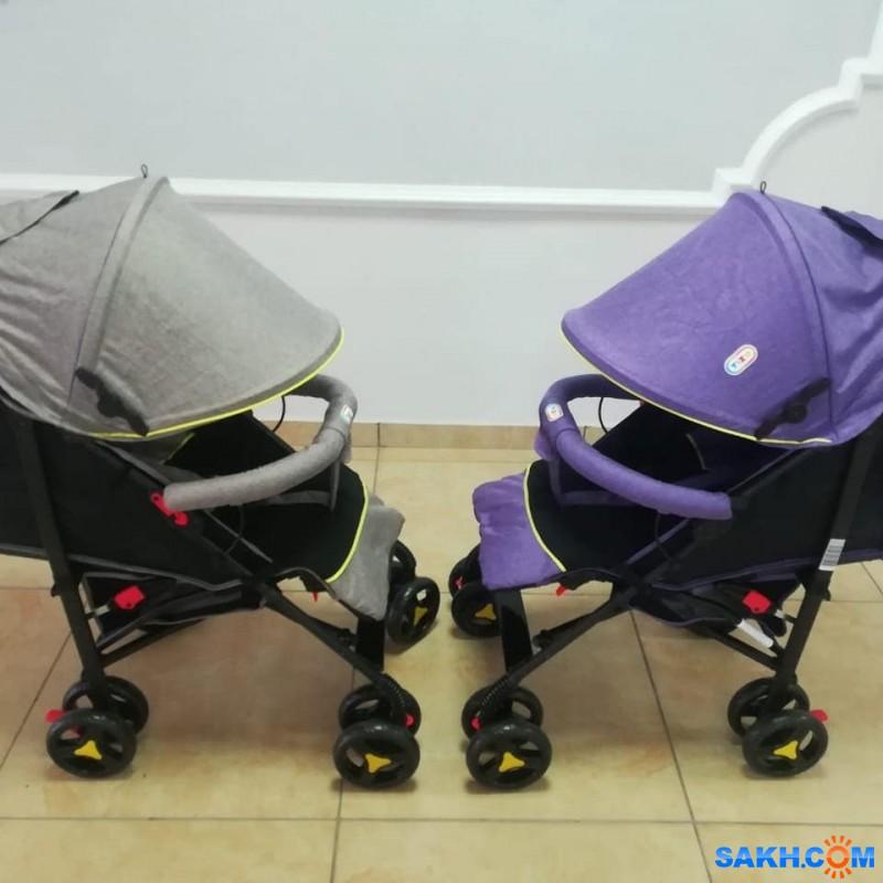 Рушим цены! Прочные коляски-трости от 3500 рублей