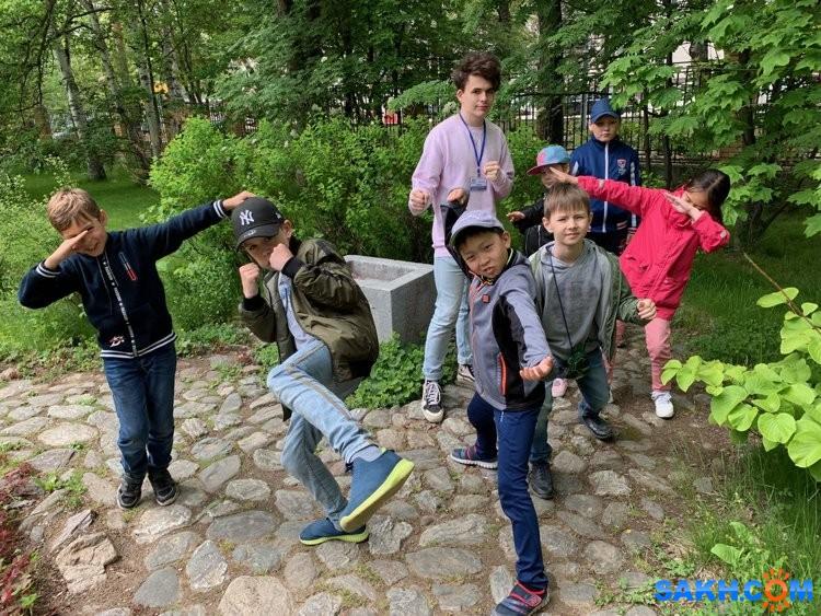 Летний лагерь с рассрочкой на 4 месяца