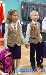 Школьный базар стартовал в Джуниоре