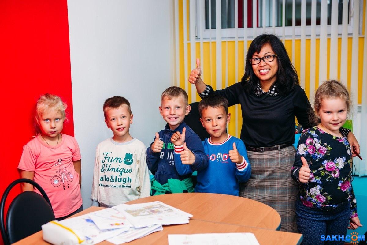 Английский для детей от 3 до 6 лет