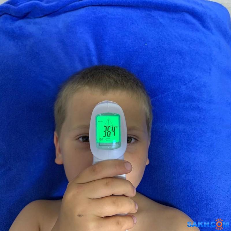 Скидка на бесконтактный термометр Berrcom 178