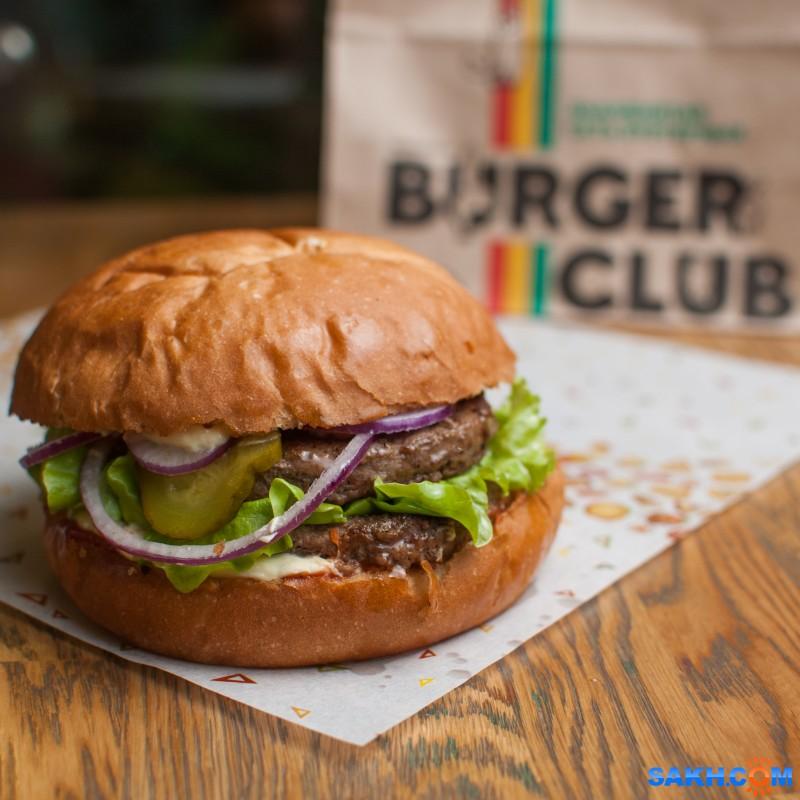 Burger Club запустил доставку