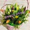 Прием заказов на тюльпаны к 8 Марта