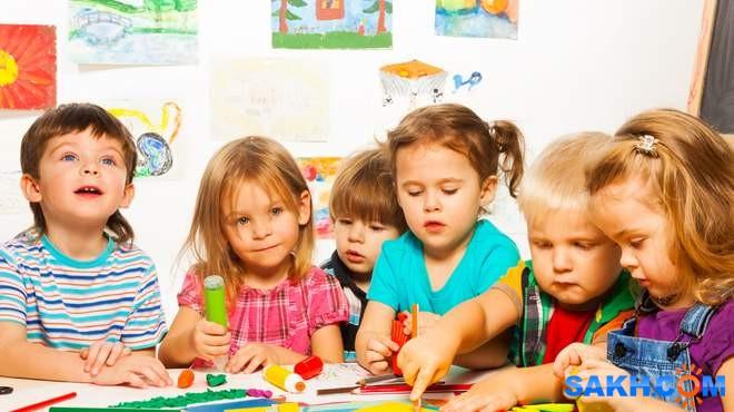 Новый частный детский сад