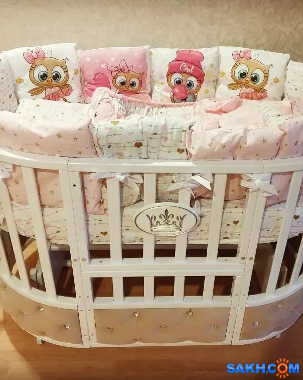 Обновили ассортимент - приглашаем родителей за кроватками!