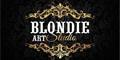 Blondie art studio