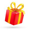 Подарок от sakh.com
