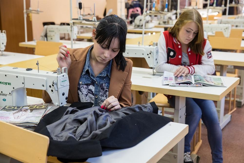 Учебный заведения по шитью