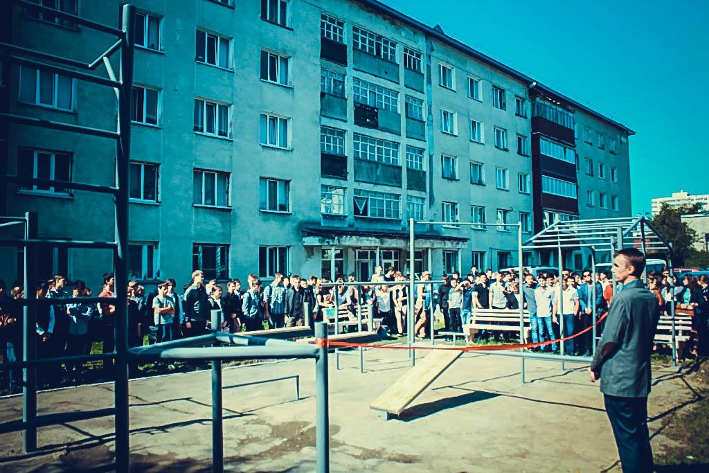 Открытие площадки колледжа Сахалинского госуниверситета