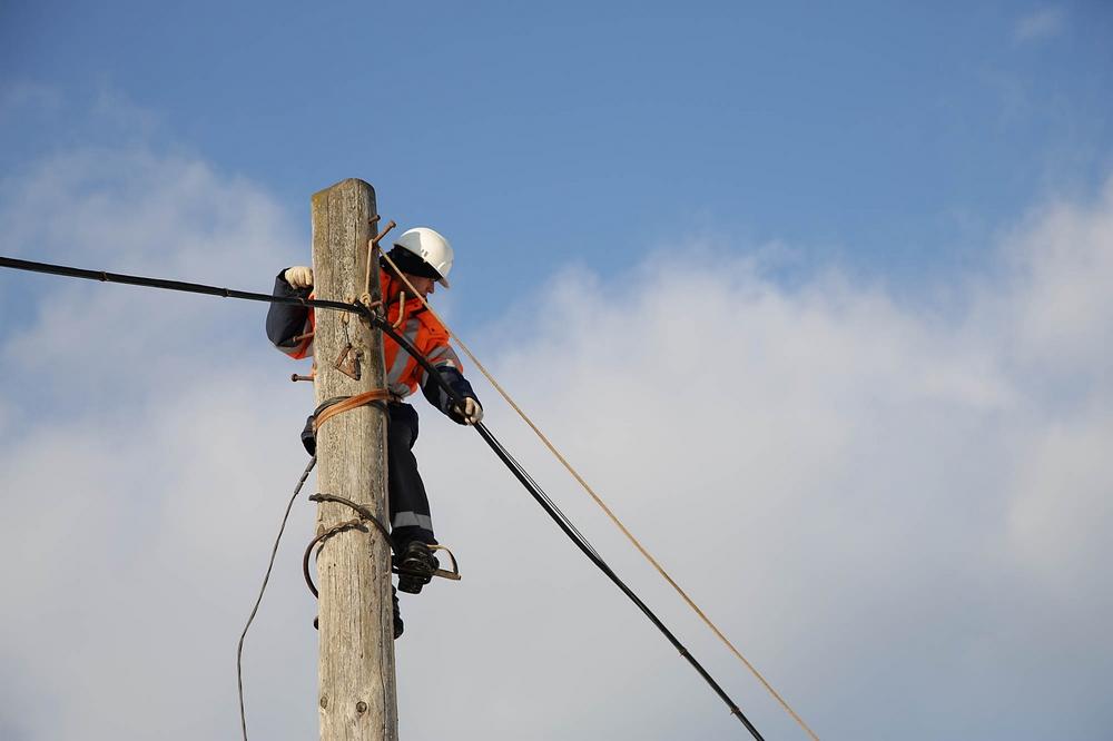 ремонтно восстановительных работ на кабельных линиях связи