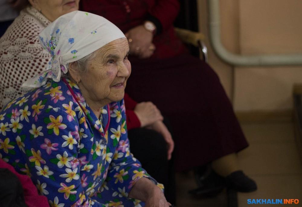 южно сахалинский дом престарелых фото этих сообщений социальных