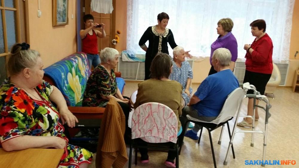Прием в дом престарелых орехово-зуево дома престарелых