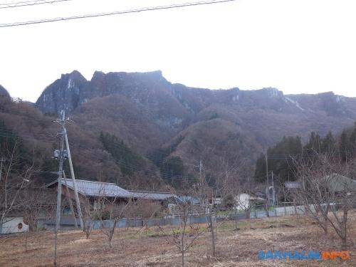 Горы префектуры Гумма