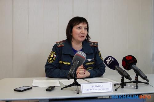 Ирина Тыльная