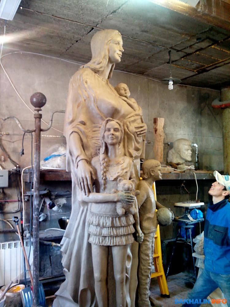 Рисунок детский памятники Южно-Сахалинск сайт изготовление памятников щербинка
