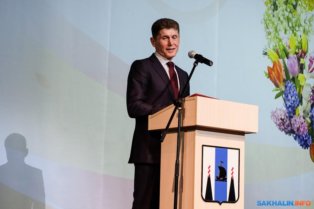 Поздравление с 8 марта губернатор липецкой области
