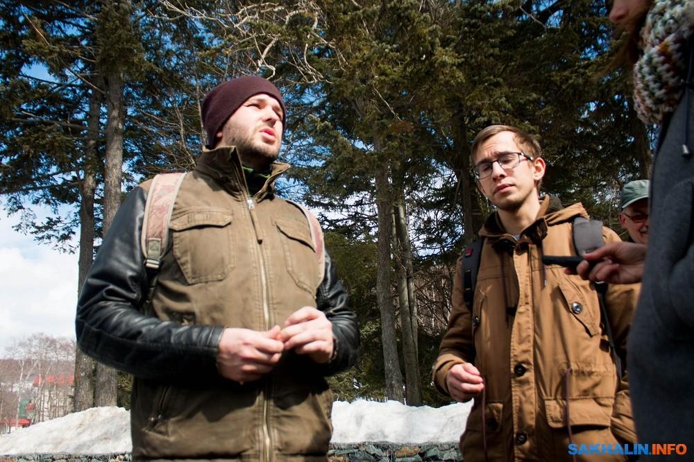 Дмитрий Иванов и Павел Ефимов