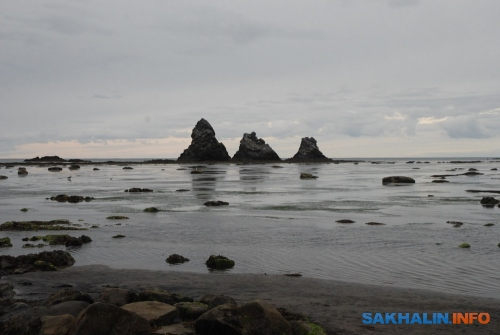 Скалы-кекуры Трибрата