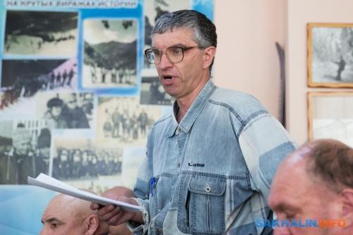 Виктор Шейко. Напресс-конференцию егопригласил министр