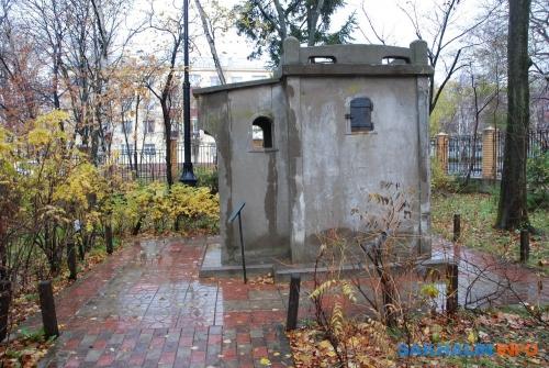Хоандэн натерритории Сахалинского краеведческого музея— фото 2007 г.