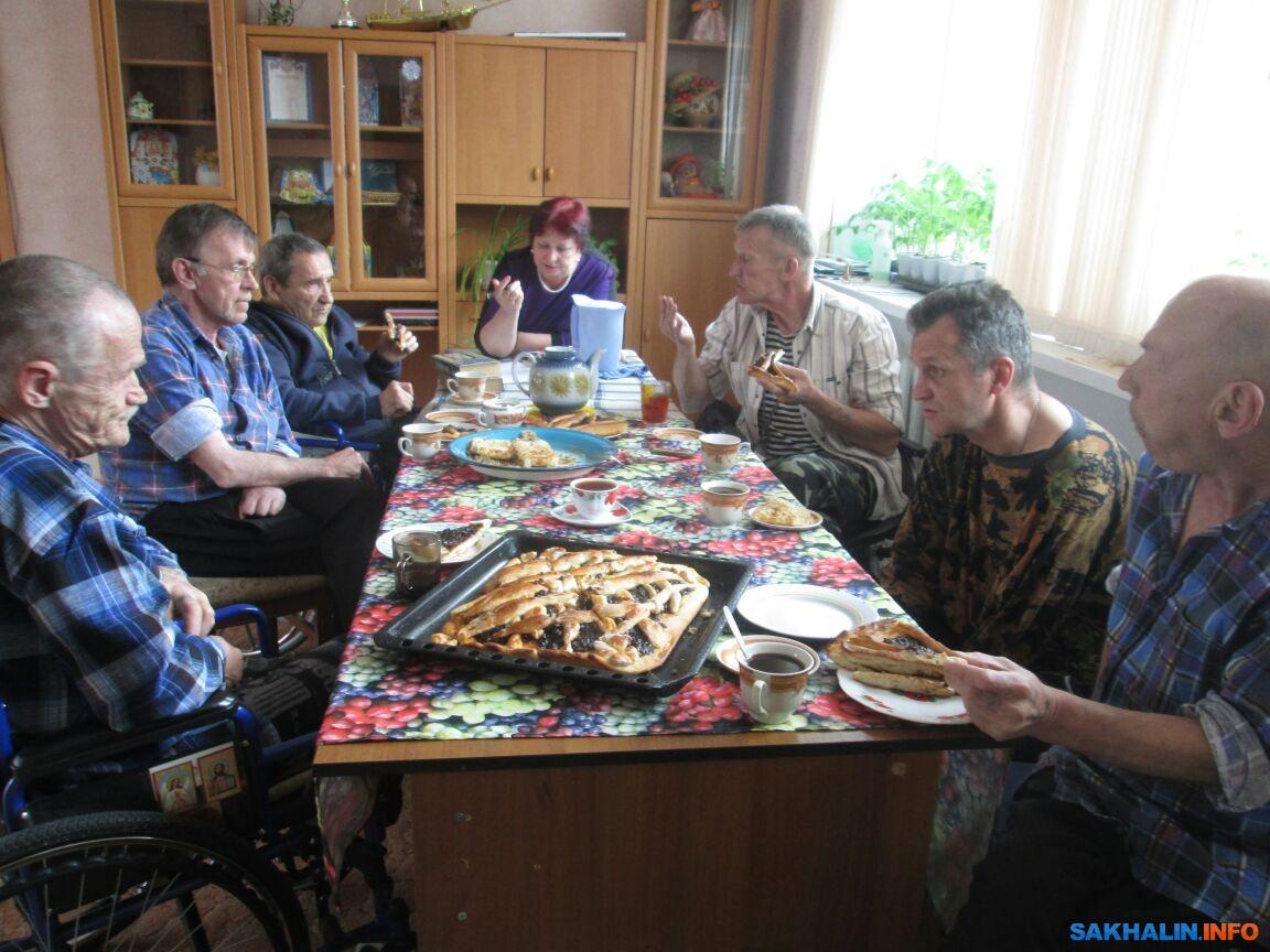 дом престарелых в белгороде