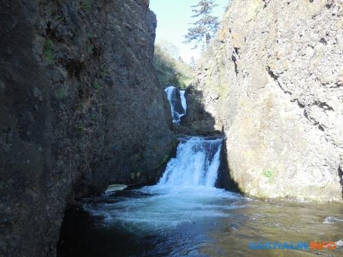 Водопад Ламанон