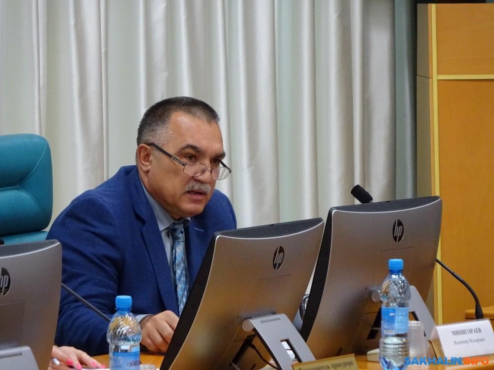 Владимир Минигораев