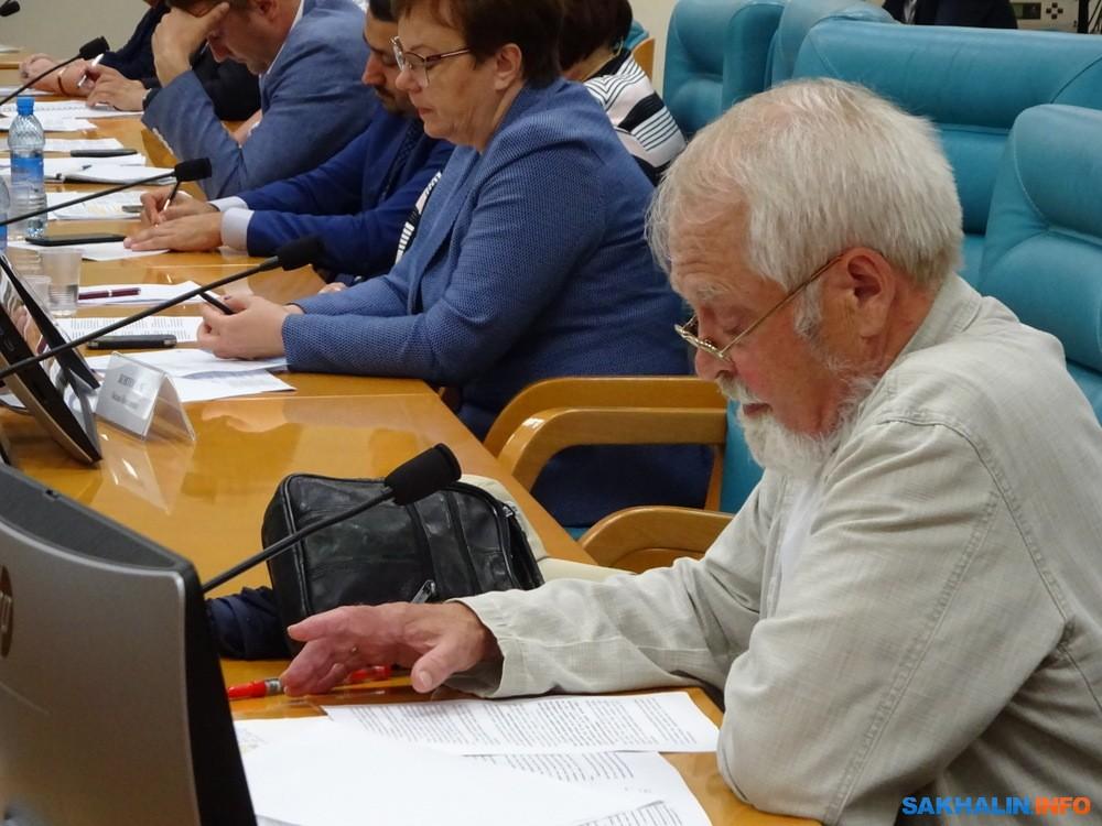 Борис Сухинин