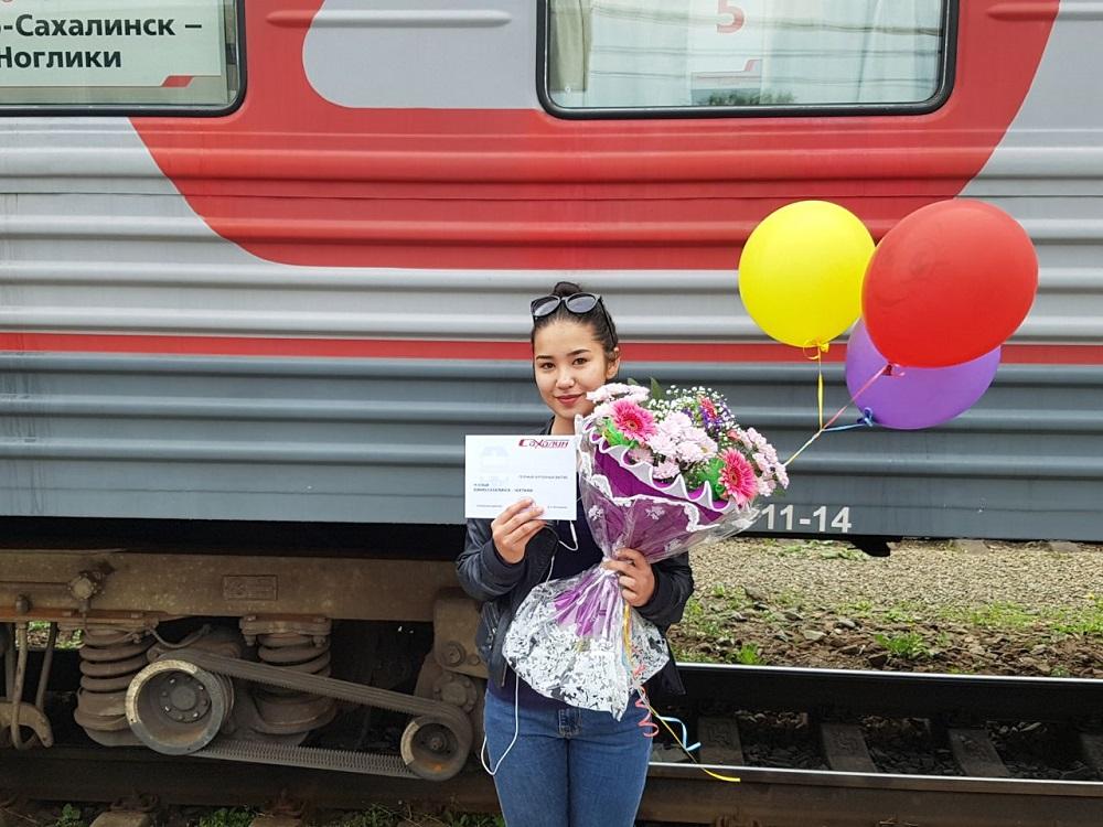 чем рекомендовал билет южно сахалинск ноглики поезд яркие недорогие светодиоды