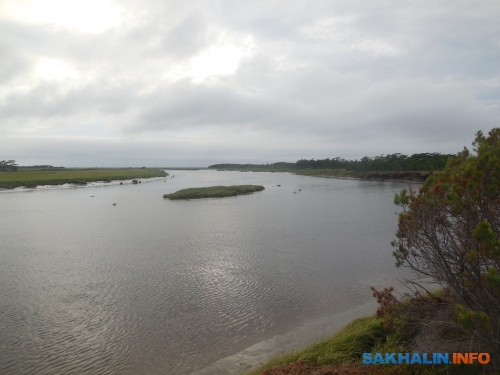 Река Варнак