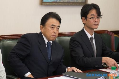 Фумиаки Наюки иМасаюки Икэда