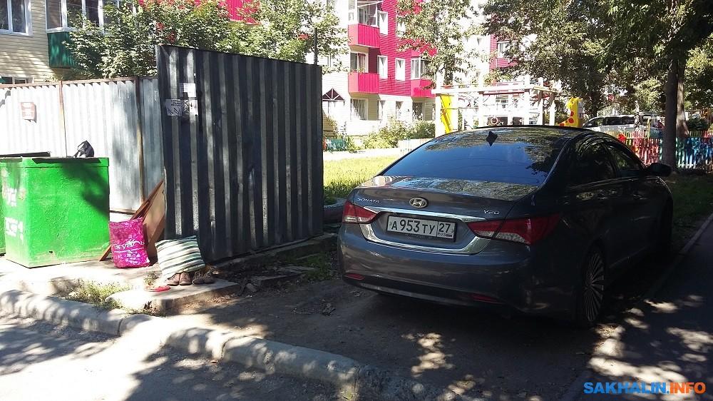 Правила парковочного бизнеса ничем обижая