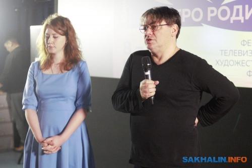 Маргарита Адаева иВалерий Тодоровский