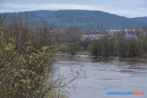 Река Тымь