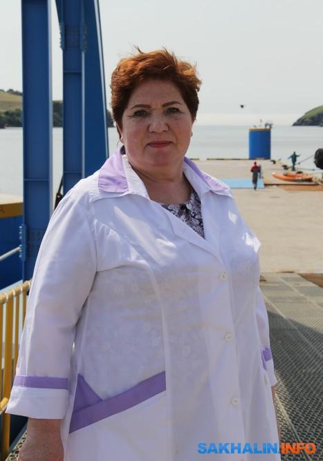 Зинаида Вихляева