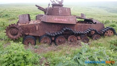 Вот этот танк